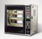 Электрический настольный конвекционный гриль для кур карусельного типа Henny Penny SCR-8 (США), Б/У