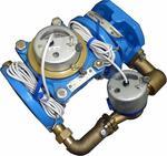Комбинированные счетчики ВСХНКд-100/20 холодной воды с импульсным выходом