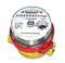 Крыльчатые счетчики ДУ 15мм горячей воды ВСГ-15-02 (80мм)