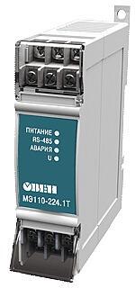 Модуль ввода параметров электрической сети МЭ110-224.1Т