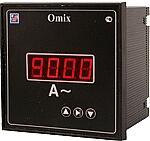 Цифровые амперметры и вольтметры переменного тока