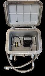 ИВН-ТР-1ExdIIBT6 взрывонепроницаемая оболочка CCFE-3B