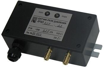 Датчики-реле давления электронные ДРДЭ
