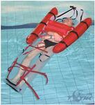 ESN-10 каркасные облегченные носилки