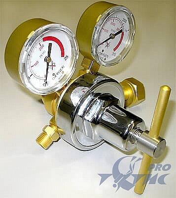 Кислородный редуктор «896D-15» для подводной экзотермической резки
