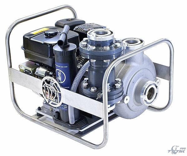 НОБ-70 водоотливной переносной насос с бензиновым приводом