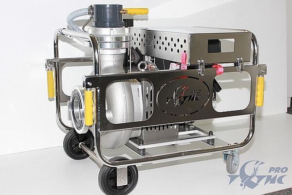 ДНА-70 водоотливной переносной насос с дизельным приводом