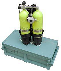 Аппарат воздушно-дыхательный «АВМ-12К»