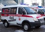 Автомобиль скорой медицинской помощи класса А на базе Соболь БИЗНЕС ГАЗ 2752 и ГАЗ 221717