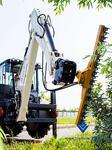 Кусторез навесной гидравлический Delta HT-180 (с РВД) - Раздел: Сельскохозяйственное оборудование