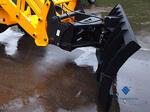 Отвал коммунальный поворотный Impulse TB2800 механический поворот - Раздел: Коммунальная техника и оборудование