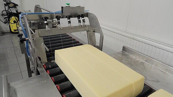 Оборудование для резки сыра