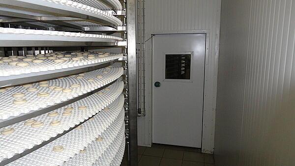 Конвейеры для хлебопекарной промышленности