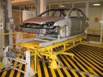 Рольганг для автомобильной промышленности