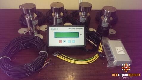 Комплекты электронных компонентов весов