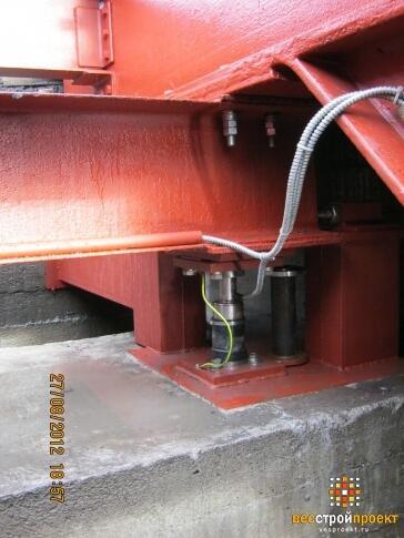 Модернизация вагонных механических весов