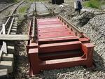 Вагонные (железнодорожные) весы динамические