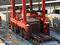 Автомобильные электронные весы ВЭС-60А3 «Кальмар» для взвешивания морских контейнеров.