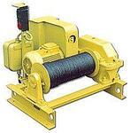 Лебедка электрическая лм - 3,2 (аир), г/п 3,2тн канат 250м