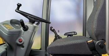 Компактный колесный погрузчик Volvo L35B Pro