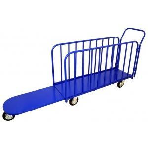 Тележка для перевозки длинномерных грузов rusklad 450х1300 дл 200