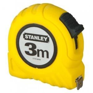 Рулетка 3 м stanley 1-30-487