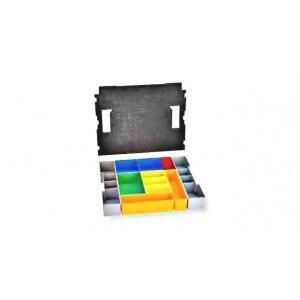 Контейнеры для bosch l-boxx 102 inset box set 12 pcs 1600a001rz