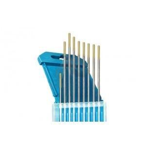 Электрод вольфрамовый wl-15-175 (10 шт; 4 мм; золотистый; ac/dc) кедр 7340031