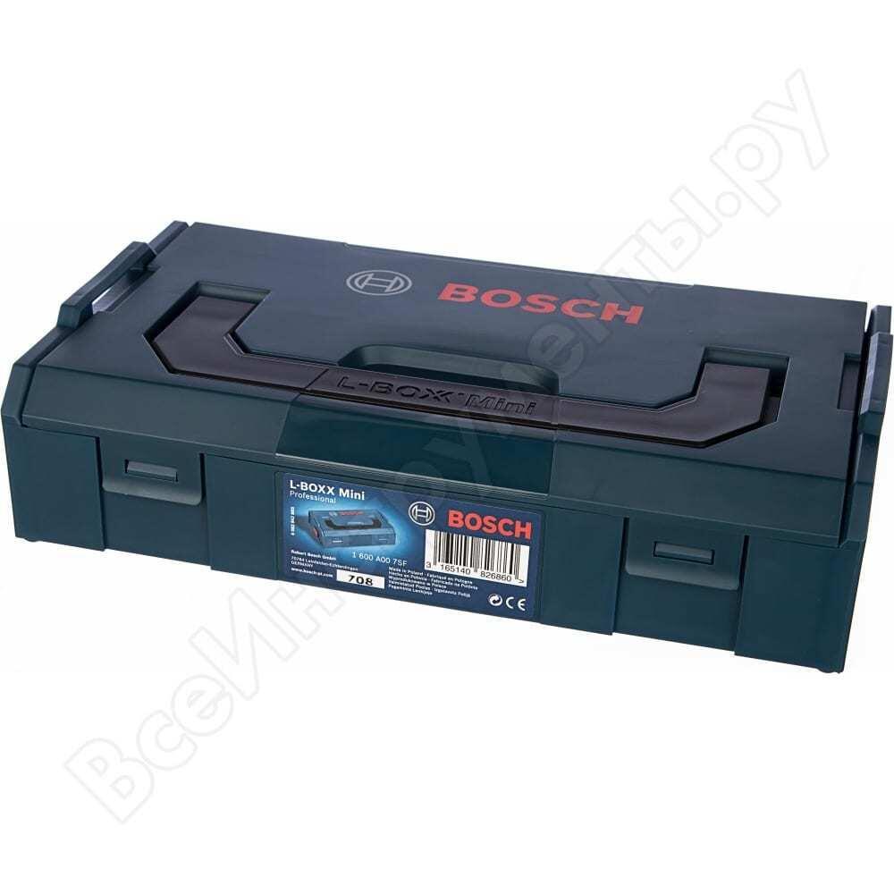 Кейс bosch l-boxx mini 1600a007sf