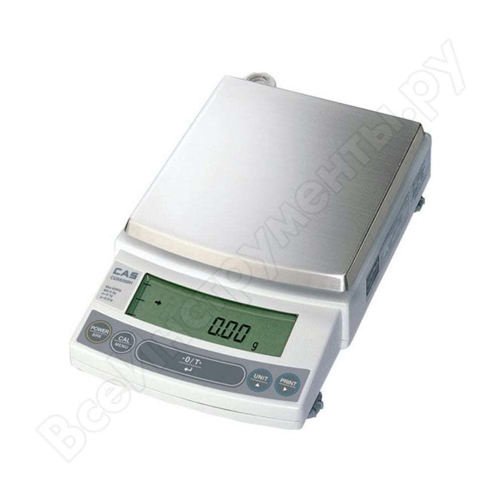 Весы cas cuw-6200hv ob0uw1622gci0501