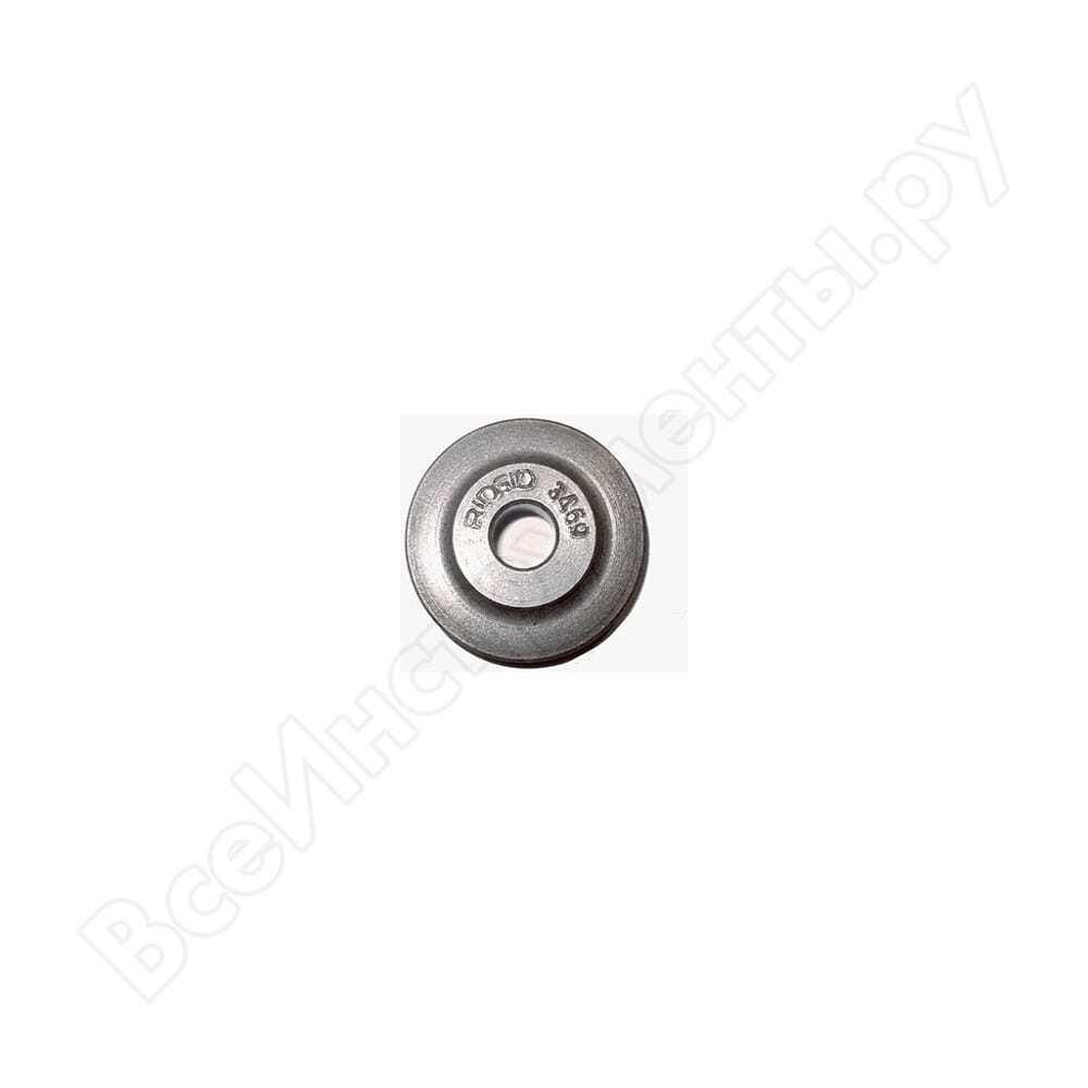 Ролик для трубореза (для алюминиевых и медных труб; высота лезвия 3,5 мм) е3469 ridgid 33185