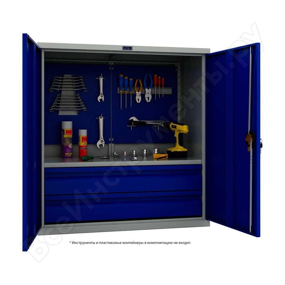 Инструментальный шкаф практик тс 1095-021020 s30599520546