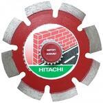 Диск алмазный отрезной ca (230х22.2 мм) для ушм hitachi htc-773055