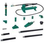 Набор односкоростного гидроинструмента jonnesway, 18 предметов, ae010020