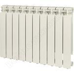 Алюминиевый радиатор stout bravo 500 14 секций боковое подключение sra-0110-050014