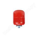 Гидроаккумулятор стальной, красный aquamotor arpt v 008 ar201010