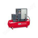 Электрический винтовой компрессор на ресивере с осушителем fini plus 16-08-500 es/ie3 516484 класс ie3
