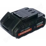 Аккумулятор для br 101/111li (12 в; 2.0 а.ч; li-ion)patriot 180201100