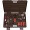 Набор для обслуживания компрессора кондиционера, кейс, 37шт мастак 105-30037c
