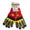 Перчатки shock-protect (р. m) dde 648-489