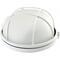 Светильник белый/круг с решеткой tdm нпб1302 sq0303-0032