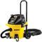 Промышленный пылесос для сухой и влажной уборки dewalt dwv902m