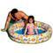 Детский надувной бассейн пузыри intex 59421