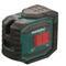 Линейный лазерный нивелир metabo kll 2-20 606166000