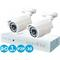 Комплект видеонаблюдения ahd 1mpx дача 4+2 ivue ivue-d5004 ahc-b2