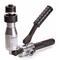 Поворотный гидравлический ручной пресс для пробивки отверстий квт пгроп-60а 66536