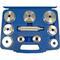 Набор оправок для установки подшипников и сальников станкоимпорт ka-3039