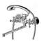 Смеситель для ванны с длинным изливом olive's girona 01221gr