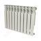 Алюминиевый радиатор rommer plus 500 10 секций ral9016 89566