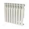 Алюминиевый радиатор rommer plus 500 8 секций ral9016 89565